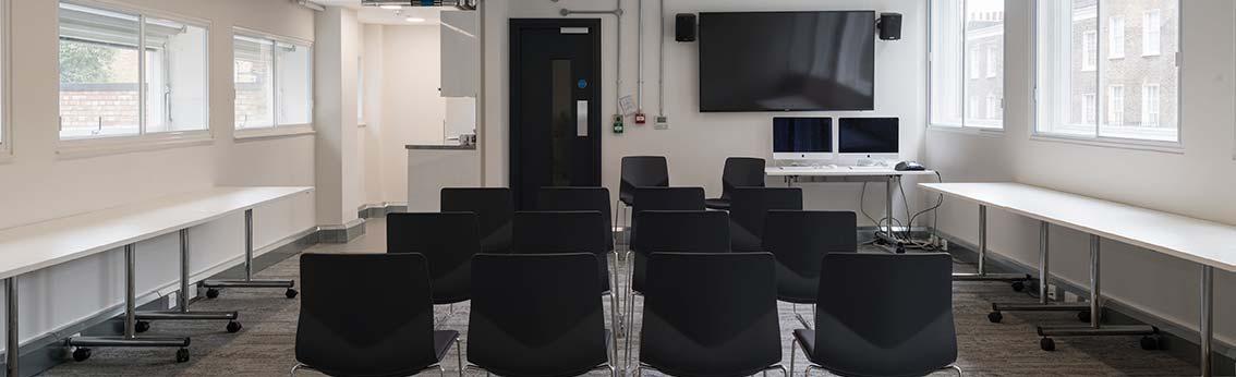 iosh working safely training room