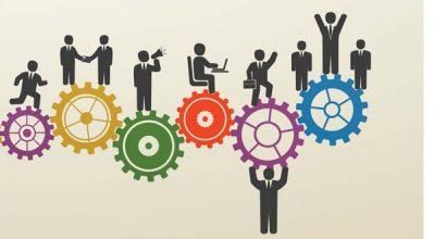management system illustration