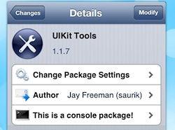 UIKit Tools setting image