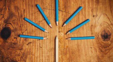 pencils image portraying mental model