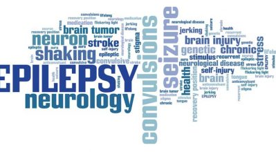 epilepsy word cloud