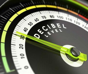 noise gauge