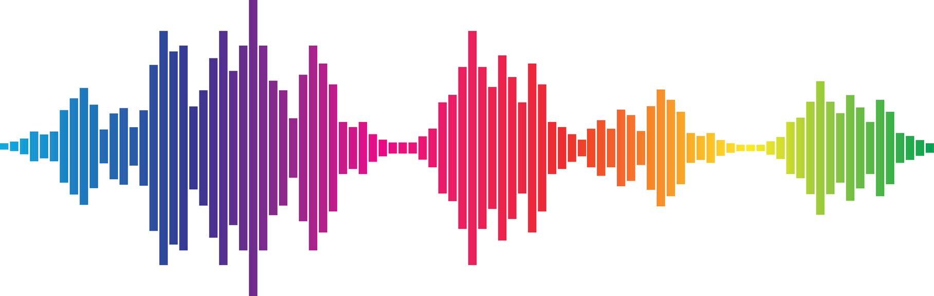 noise wave image