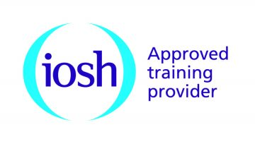 iosh approved training provider logo