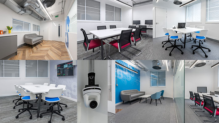 image gallery of user experience research labs at system concepts