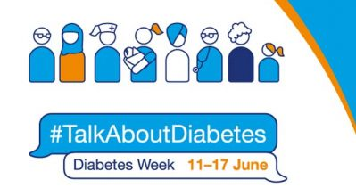 talk about diabetes campaign logo