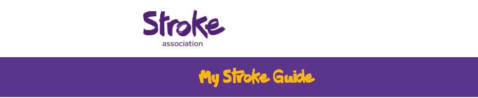 stroke association website banner