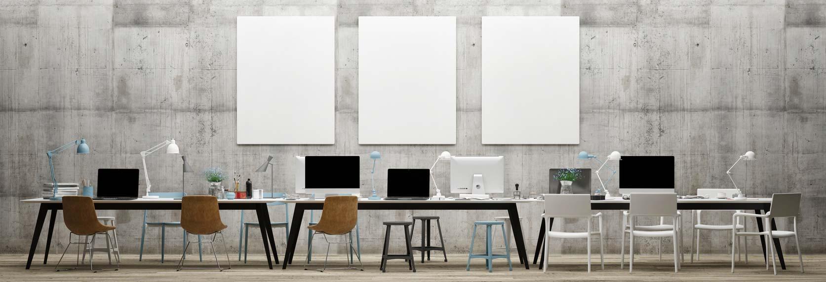 dream office environment