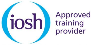 iosh approved training provider logo
