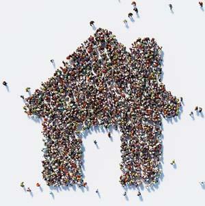 Community housing concept