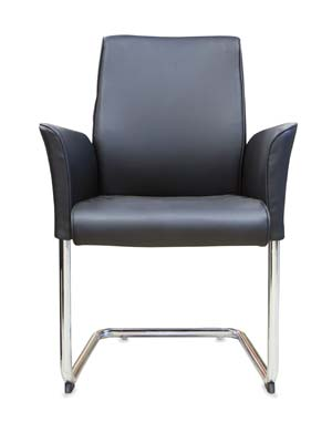 empty chair representing absent employee