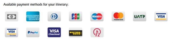 mastercard website example of how the alt attribute helps make a website more accessible