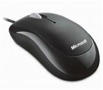 standard computer mouse