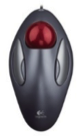 trackball computer mouse