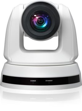 camera with pan tilt zoom features installed in ux research labs