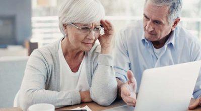 stroke survivor struggling with technology