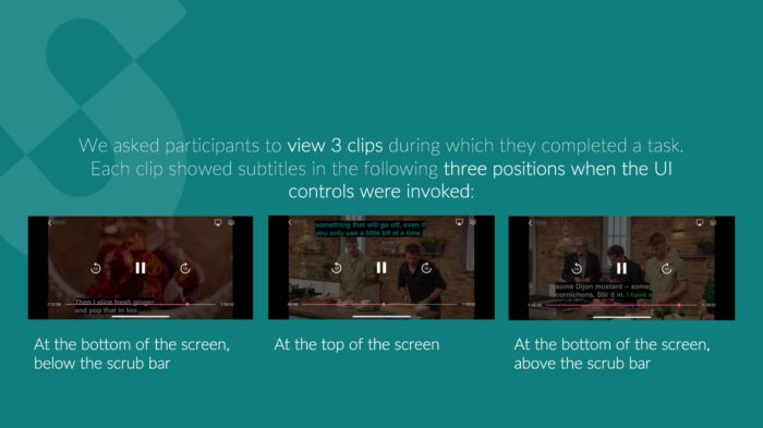 Image of 3 example screens